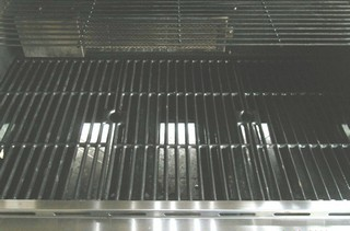 Grill After Cleaning